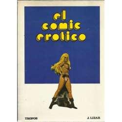 EL COMIC ERÓTICO. Historia del comic femenino y erótico