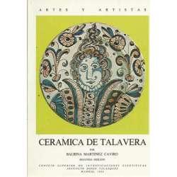 Cerámica de Talavera