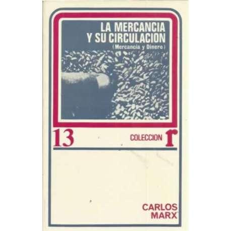 LA MERCANCÍA Y SU CIRCULACIÓN (Mercancía y Dinero)