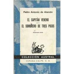 EL CAPITÁN VENENO / EL SOMBREO DE TRES PICOS