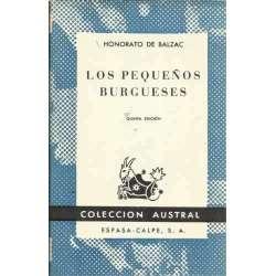 LOS PEQUEÑOS BURGUESES
