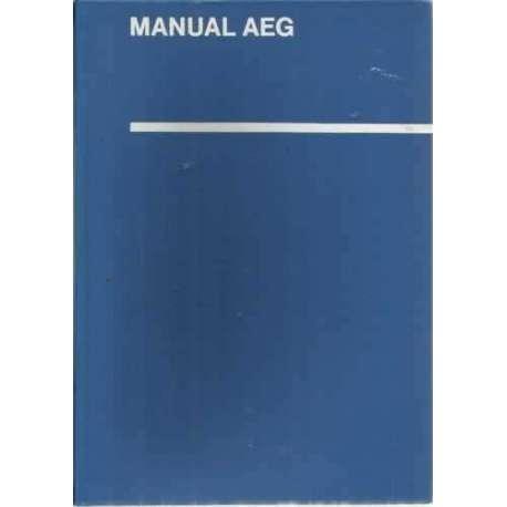 MANUAL AEG