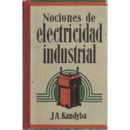 NOCIONES DE ELECTRICIDAD INDUSTRIAL