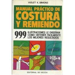 MANUAL PRÁCTICO DE COSTURA Y REMIENDO