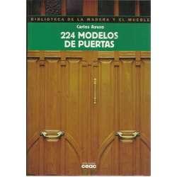 224 MODELOS DE PUERTAS