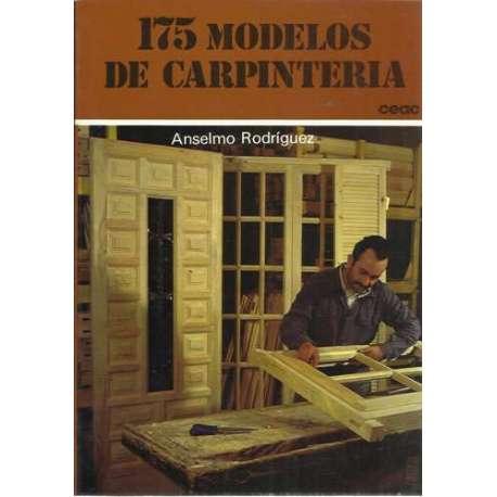 175 modelos de carpintería