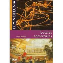 LOCALES COMERCIALES. Manual de Luminotecnia