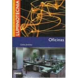 OFICINAS. Manual de Luminotecnia