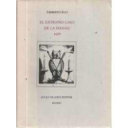 EL EXTRAÑO CASO DE LA HANAU 1609