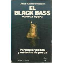 El black bass o perca negra. Particularidades y métodos de pesca