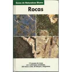 ROCAS. 113 grupos de rocas con numerosas variedades, 350 fotos a color, 90 dibujos y diagramas