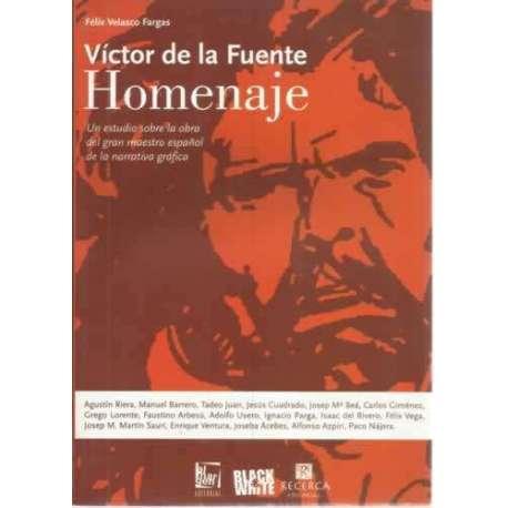 Víctor de la Fuente. Homenaje
