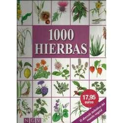 1000 HIERBAS. El abecedé definitivo del mundo vegetal