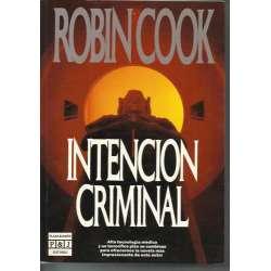 INTENCION CRIMINAL