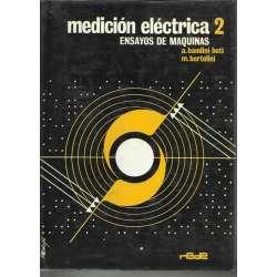 MEDICIÓN ELÉCTRICA 2. Ensayos de maquinas