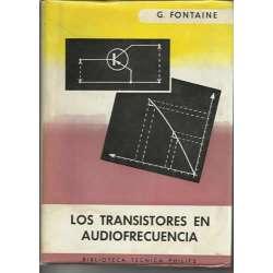 LOS TRANSISTORES EN AUDIOFRECUENCIA
