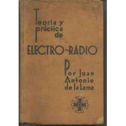 TEORIA PRÁCTICA DE ELECTRO-RADIO