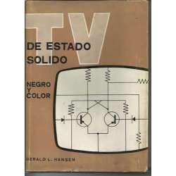 T.V. DE ESTADO SOLIDO.NEGRO Y COLOR