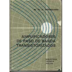 AMPLIFICADORES DE PASO DE BANDA TRANSISTORIZADOS