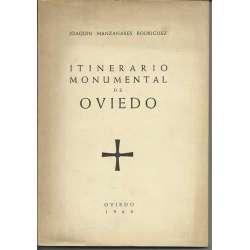 ITINERARIO MONUMENTAL DE OVIEDO