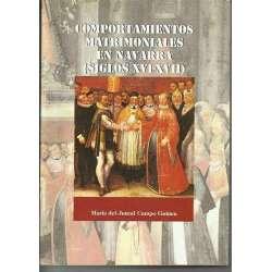 COMPORTAMIENTOS MATRIMONIALES EN NAVARRA, SIGLOS XVI-XVII