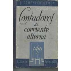 CONTADORES DE CORRIENTE ALTERNA