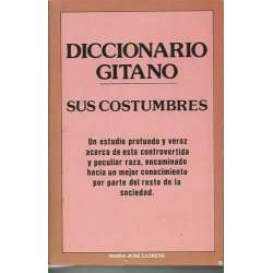 DICCIONARIO GITANO, SUS COSTUMBRES