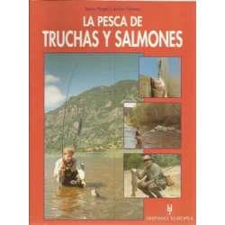 LA PESCA DE TRUCHAS Y SALMONES