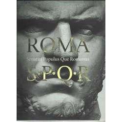 ROMA S. P. Q. R. SENATUS POPULUS QUE ROMANUS