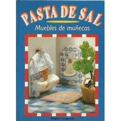 PASTA DE SAL. MUEBLES DE MUÑECAS