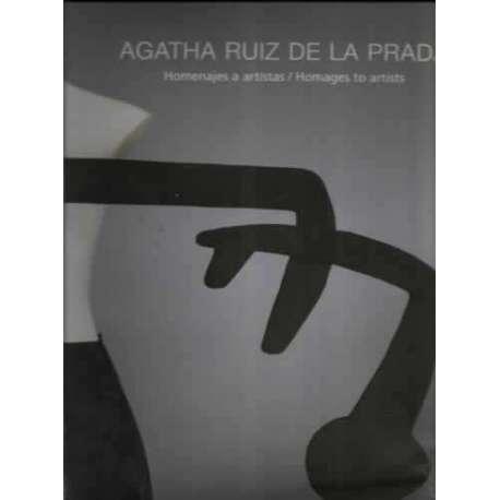 AGATHA RUIZ DE LA PRADA HOMENAJES A ARTISTAS