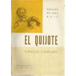 EL QUIJOTE. Sonetos ejemplares