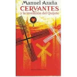 Cervantes y la invención del Quijote