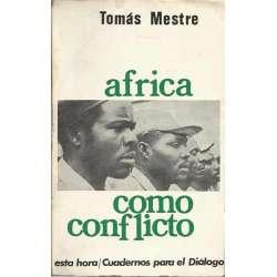 ÁFRICA COMO CONFLICTO