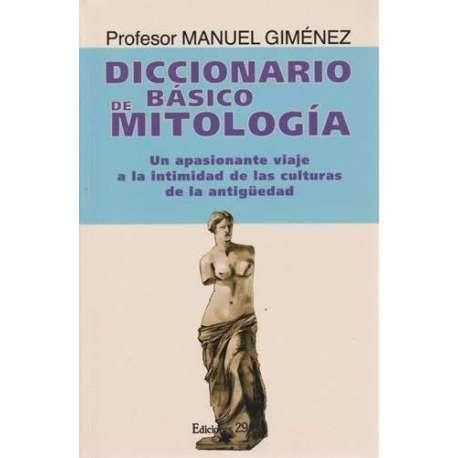 Diccionario básico mitología