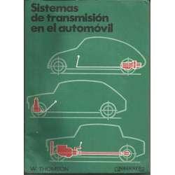SISTEMAS DE TRANSMIÓN EN EL AUTOMOVIL