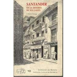 SANTANDER, EN LA HISTORIA DE SUS CALLES