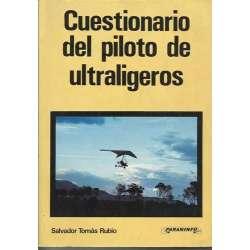 CUESTIONARIO DEL PILOTO DE ULTRALIGEROS