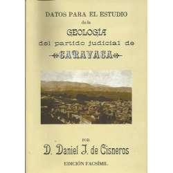DATOS PARA EL ESTUDIO DE LA GEOLOGÍA DEL PARTIDO JUDICIAL DE CARAVACA