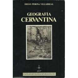 GEOGRAFÍA CERVANTINA