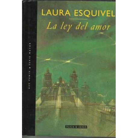 LA LEY DEL AMOR. Incluye CD
