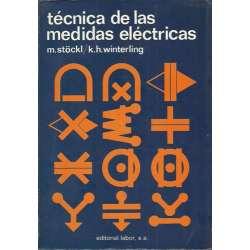 TÉCNICAS DE LAS MEDIDAS ELÉCTRICAS