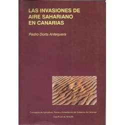 LAS INVASIONES DE AIRE SAHARIANO EN CANARIAS
