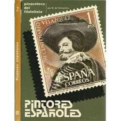 PINACOTECA DEL FILATELISTA. PINTORES ESPAÑOLES (2 Tomos)