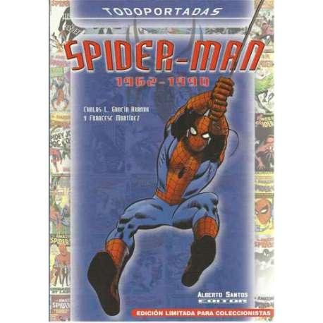SPIDER-MAN 1962-1990. TODOPORTADAS