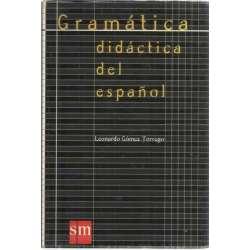 Gramática didáctica del español