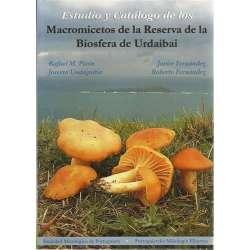 Estudio y catálogo de los macromicetos de la reserva de la biosfera de Urdaibai