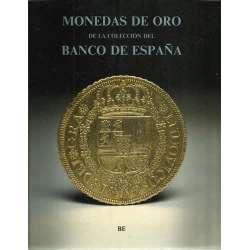 Monedas de oro de la colección del banco de españa