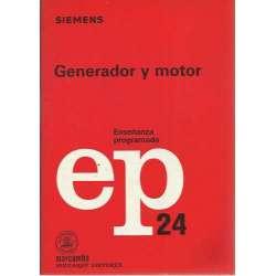 Generador y motor