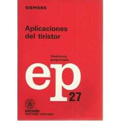 Aplicaciones del tiristor